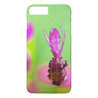 Lavender Bud Painting iPhone 7 Plus Case