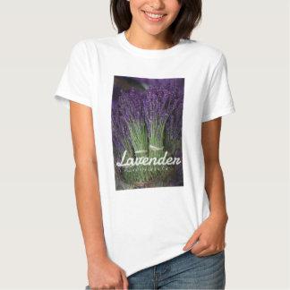 Lavender Bunch Tee Shirts