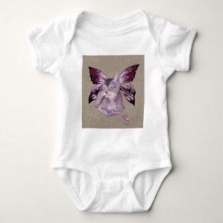 Lavender Cat  Tees