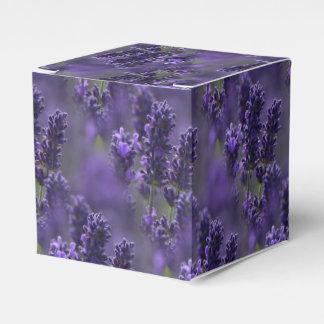 Lavender Classic 2x2 Favor Box