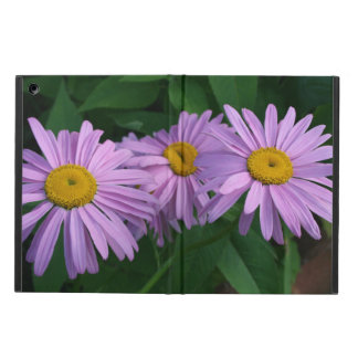 Lavender Colored Painted Daisies iPad Air Cover