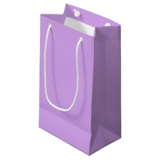 Lavender Colour Small Gift Bag