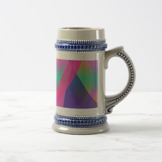 Lavender Composition Mugs