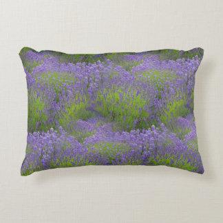 """Lavender Cotton Accent Pillow 16"""" x 12"""""""