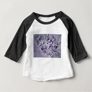 Lavender Crocus Patch Baby T-Shirt