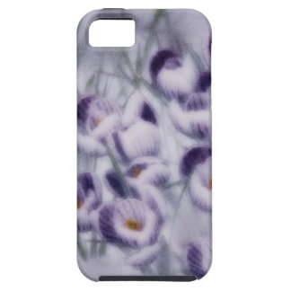 Lavender Crocus Patch iPhone 5 Cover