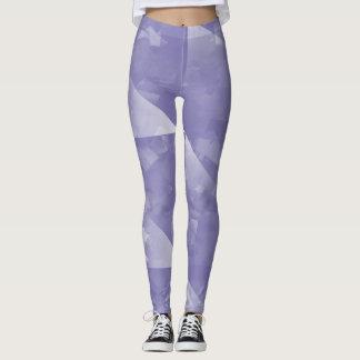 Lavender Crystals... Leggings