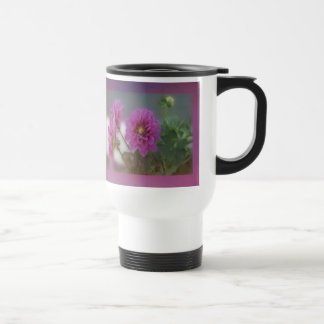 Lavender Dahlia Hot or Cold Cup