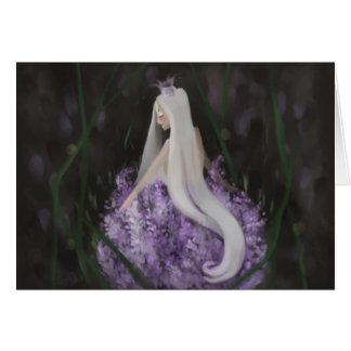 Lavender Dreams Card