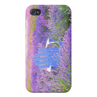 Lavender Dreams iPhone 4 case