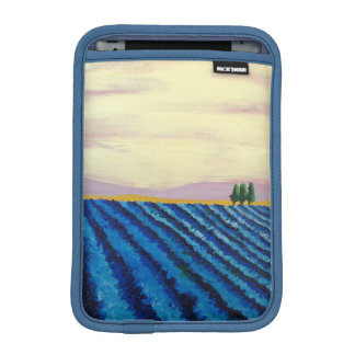 Lavender Field (French Landscape) - K.Turnbull Art iPad Mini Sleeve
