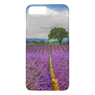 Lavender Field scenic, France iPhone 8 Plus/7 Plus Case