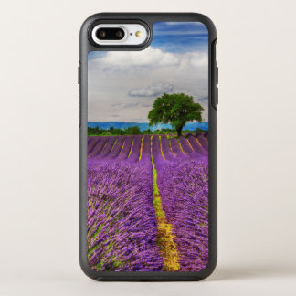 Lavender Field scenic, France OtterBox Symmetry iPhone 7 Plus Case