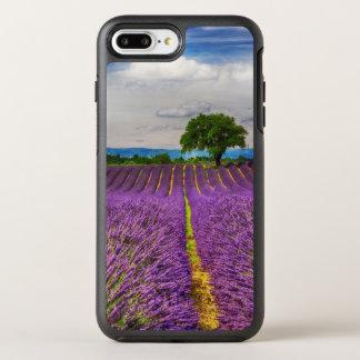 Lavender Field scenic, France OtterBox Symmetry iPhone 8 Plus/7 Plus Case