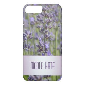 Lavender fields iPhone 7 plus case