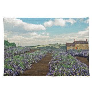 Lavender Fields Place Mat