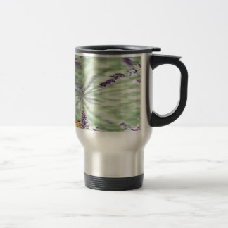 Lavender Fields - with a twist! Travel Mug