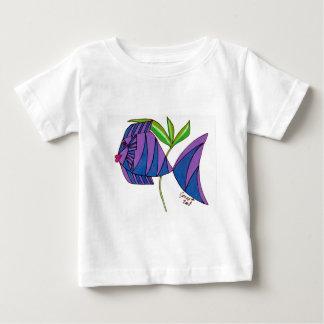 Lavender Fish T-shirts