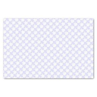 Lavender Fleur de Lis Tissue Paper