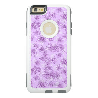 Lavender Floral OtterBox iPhone 6/6s Plus Case