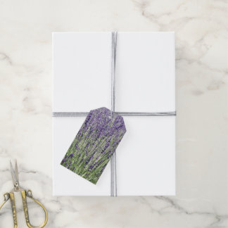 Lavender Floral Pack Of Gift Tags