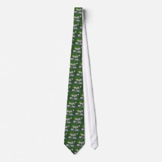 lavender flower garden neck wear