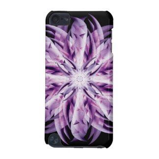 Lavender Flower Mandala iPod Touch (5th Generation) Cases
