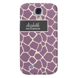 Lavender Giraffe Pern