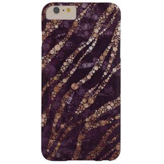 Lavender/Gold Zebra Bling  iPhone6 Plus case
