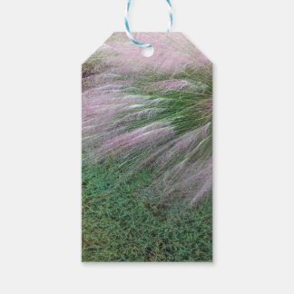 Lavender Grass Gift Tags