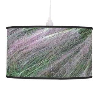 Lavender Grass Pendant Lamp