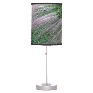 Lavender Grass Table Lamp