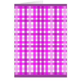 Lavender Grid Card