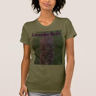 Lavender Heals womens shirt