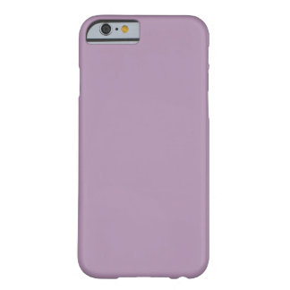 Lavender Herb Purple Trend Color Background Barely There iPhone 6 Case