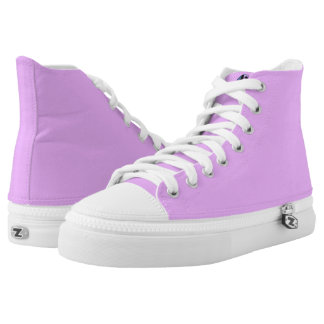 Lavender High Top Shoes EFB3FD