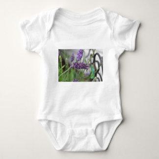 Lavender Iron Baby Bodysuit