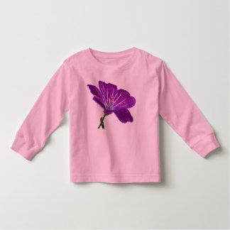 Lavender Kid Shirt