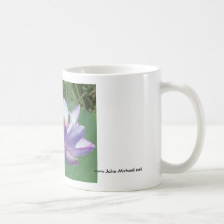 Lavender Lotus at Kenilworth Aquatic Gardens Coffee Mug