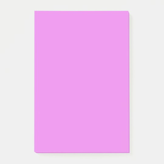 Lavender Magenta Best Colour Coordinating Post-it Notes