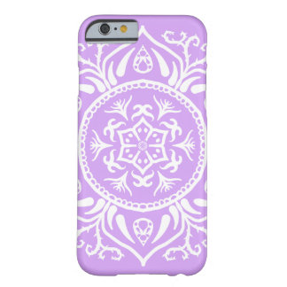 Lavender Mandala Barely There iPhone 6 Case