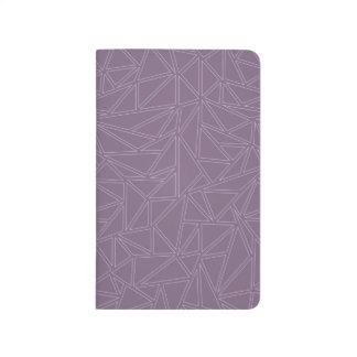 Lavender Maze#3 Journal