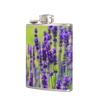 Lavender Meadow Flasks