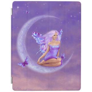 Lavender Moon Butterfly Fairy iPad 2/3/4 Case