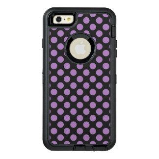 Lavender Polka Dots OtterBox iPhone 6/6s Plus Case