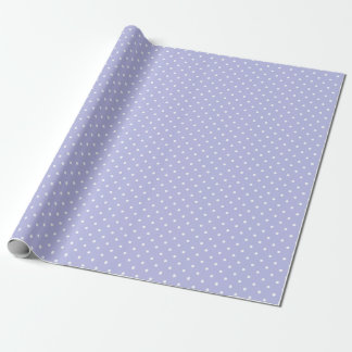 LAVENDER POLKA DOTS | WRAPPING PAPER