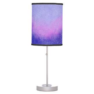 Lavender Purple Ombre Table Lamps