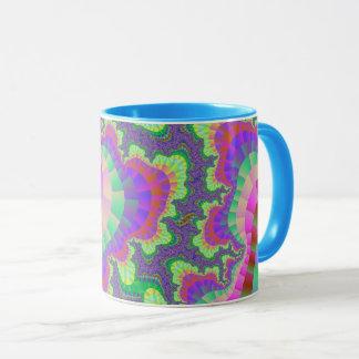 Lavender Rainbow Gear Mug