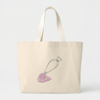 Lavender Rose and Pastry Bag