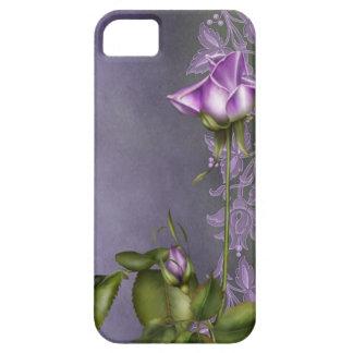 Lavender Rose iPhone 5 Cases
